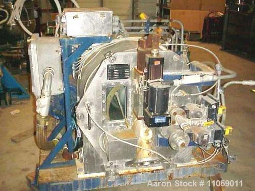 Used-Dorr Oliver Peeler Type Centrifuge,