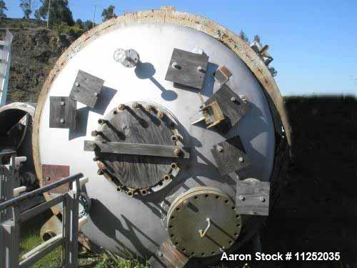 Used- Blaw Knox Reactor, 3000