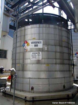 Used- Mueller Storage Tank, 8,000