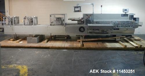 Used- IWKA CPS-R Automatic Horizontal