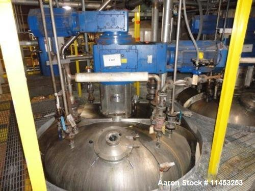 Used- 10,000 liter (2642 gallon)