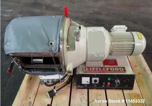 Used- Littleford Lodige Mixer, Model