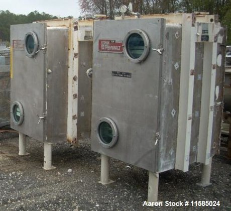 Used- Stokes Model 338-F15, Stainless