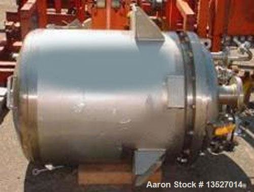 Used-Northland Stainless Inc reactor, approximately
