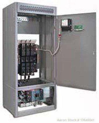 New-Asco 4000 Amp ATS, service