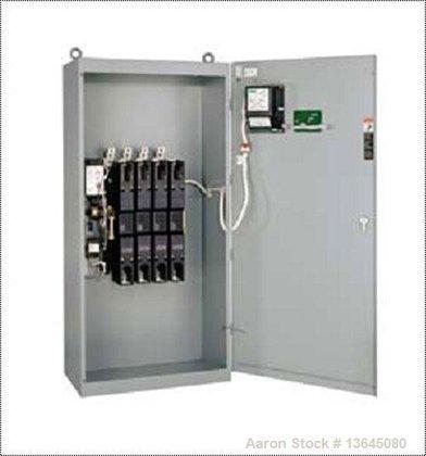 New- Asco 1000 Amp ATS,