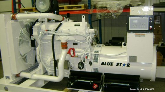 New- Blue Star Power Systems