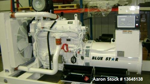 New-Blue Star Power Systems 350