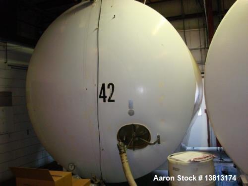 Used- 5,000 Gallon Mild Steel