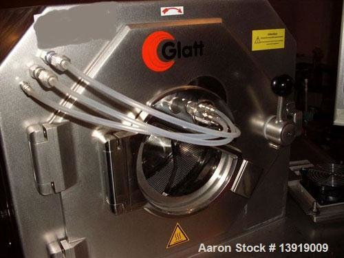Used-Glatt GMPC 1 Coater. Stainless