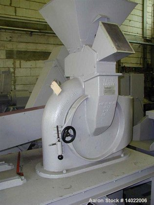 Used-Fuchs Pulverizer Model MTS 40.