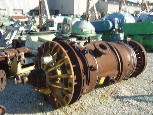 Used- Sharples P-4550 Vertical Super-D-Canter,