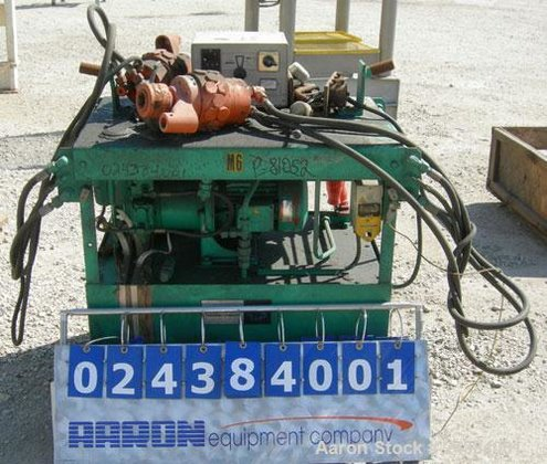 Used- Maier Rewinder, Model WSN24-M4-2.
