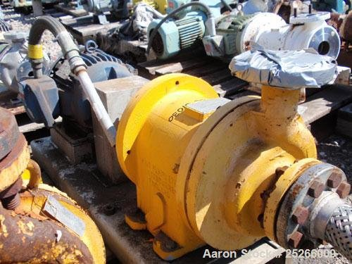Used- Kontro Centrifugal Pump, Model