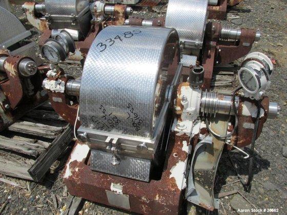 Used- Podbielniak Model 6900 Solvent