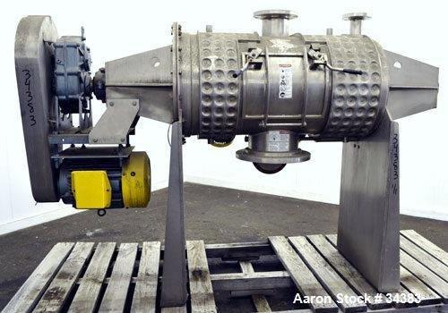 Unused- Aaron Process Equipment Plow
