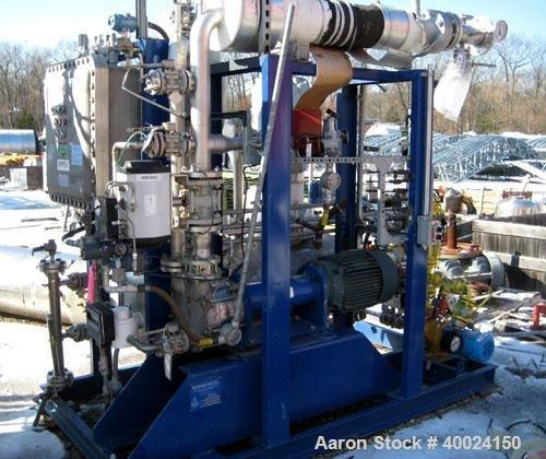 Used- Rosenmund Apovac System, Hastelloy