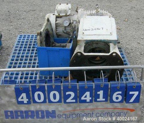 Used- Pfaudler Agitator, Size 4RW,