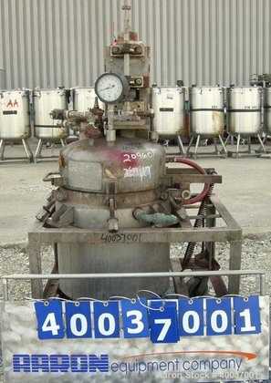 Used- Buckley Iron Works Reactor,