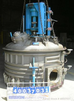 Used- Rosenmund Filter Dryer, Hastelloy