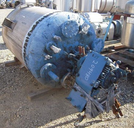 Used- P.X. Engineering Pressure Tank,