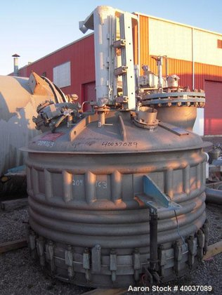 Used- Rosenmund Filter Dryer, 316L