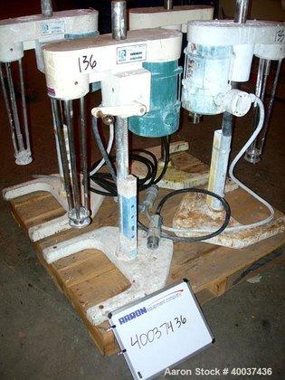 Used- Ross Mixer Emulsifier, Model