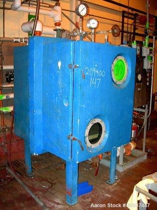 Used- Stokes Vacuum Shelf Dryer.