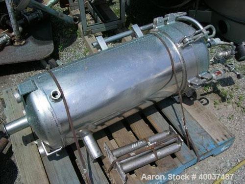 Used- Memtec Filter, Model 54MS03C-316L-27CD-C150,