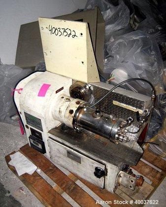 Used- Netzsch Horizontal Media Mill,
