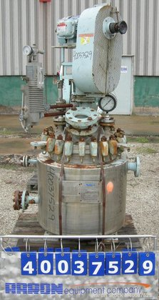 Used- Pfaudler Reactor, 30 Gallon,
