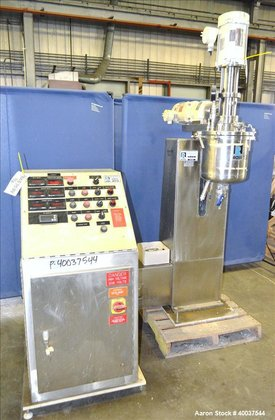 Used- Ross Turbo Emulsifier, Model