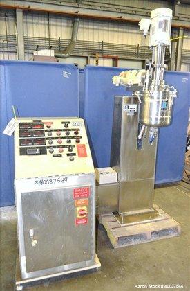 Used- Ross Turbo Emulsifier, Model