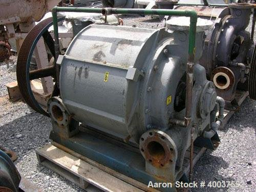 Used- Nash Vacuum Pump, Model