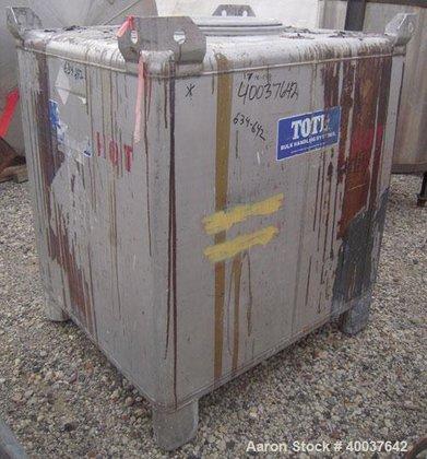Used- Hoover Group Liquid Tote