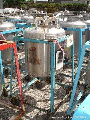 Used- Allcraft Pressure Tank, 50