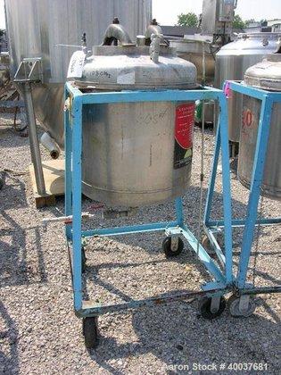 Used- Brighton Pressure Tank, 50