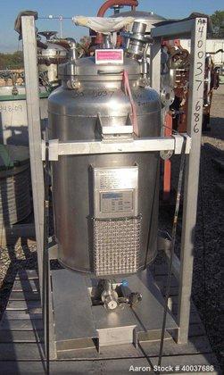 Used- Terlet Terlotherm Pressure Tank,