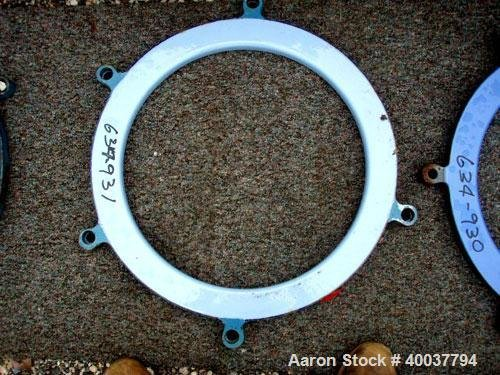 "Used- 18"" Glass Lined Round"