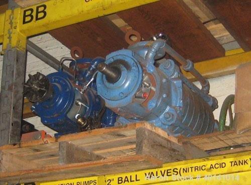 Used- Worthington , Model WDE16Y26031,