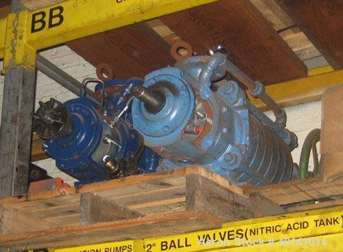 Used- Worthington , Model WDE16Y26031,