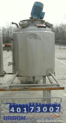 Used - All-Weld Fermentor, 80