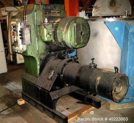 Used- Netzch Media Mill, Model
