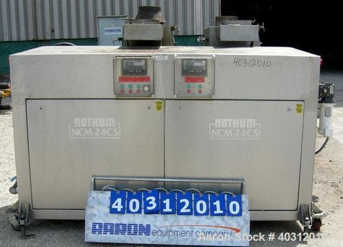 Used- Nothum Manufacturing Gas Fired