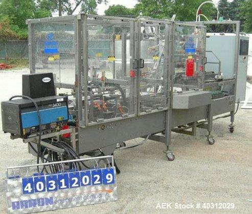 Used- Schneider Horizontal Case Packer,