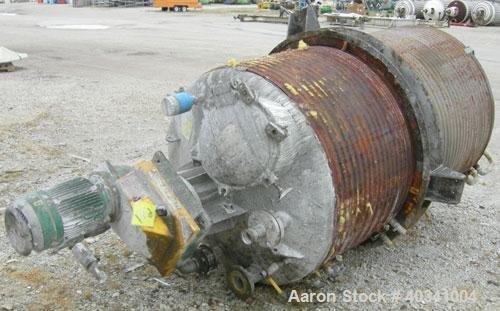 Used- Mueller Kettle, 600 gallon,