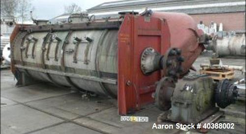 Used- Lodige Plow Mixer, Type