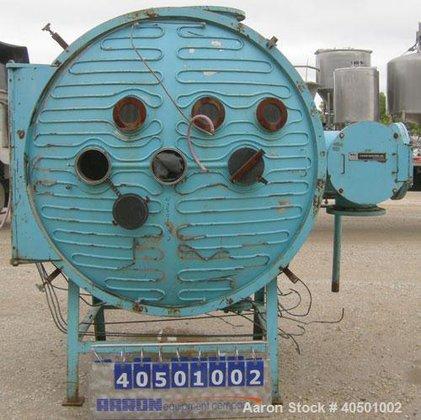 Used- GCA Vacuum Industries Vacuum
