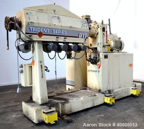 Used- PTI Processing Technologies 2-1/2""