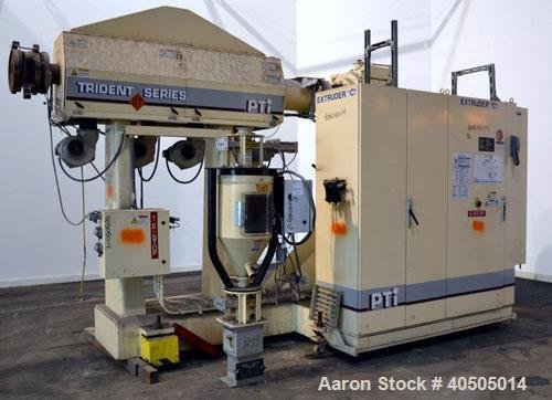Used- PTI Processing Technologies 3-1/2""